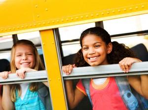 autobusiukai vaikams vežti