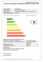 energetinio naudingumo sertifikatai