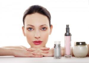 Kosmetika su gintaru