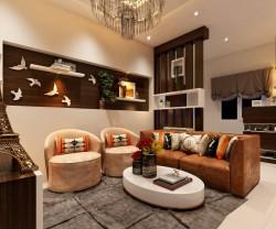 Foteliai būstuose